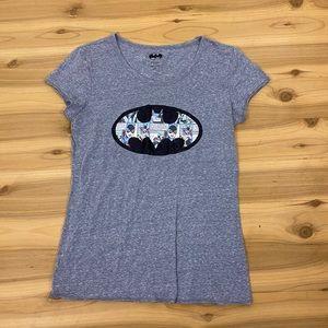 Dc comics Batman batgirl graphic tee size medium